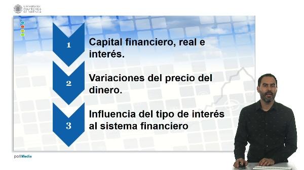 U.1. El sistema financiero. 2 Contextualización.