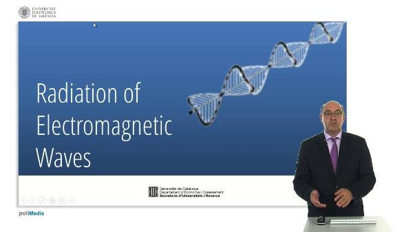 Radiation of Electromagnetic Waves (VIII)