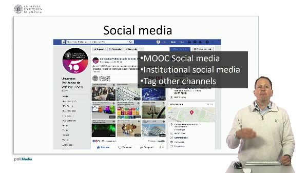 MOOC Digital Marketing. Social Media
