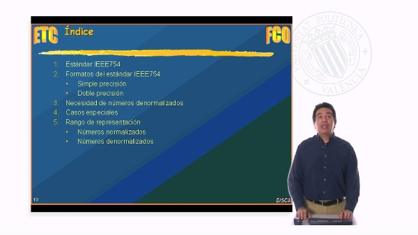 Estándar IEEE 754