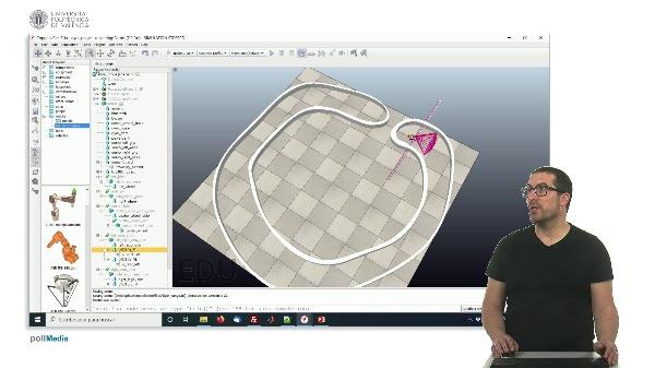CoppeliaSim (V-REP): Sensores de Proximidad (demostración).