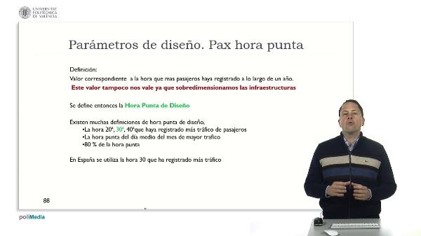 Tema 3: PLanificacion de Aeropuertos XVIII