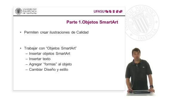 Parte I. Objetos SmartArt