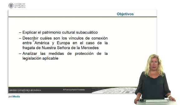 El patrimonio cultural subacuático: análisis del caso de la fragata Nuestra Señora de las Mercedes y el conflicto América-Europa