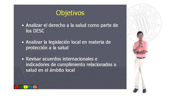 Análisis del derecho a la salud dentro del marco de los derechos económicos, sociales y culturales de una población