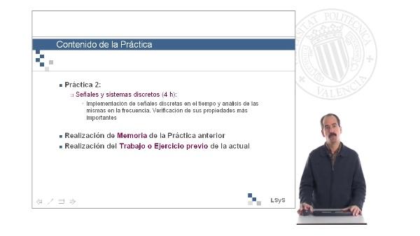 Práctica 2. Señales y Sistemas Discretos