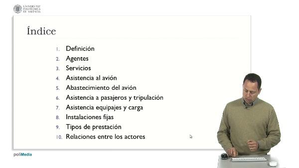 Tema 10: Handling Aeroportuario 1