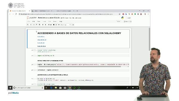 Accediendo a bases de datos relacionales con SQLAlchemy 1