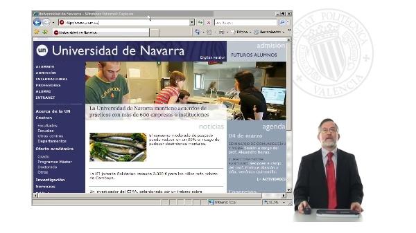 Servicio de Innovación Educativa de la universidad de Navarra