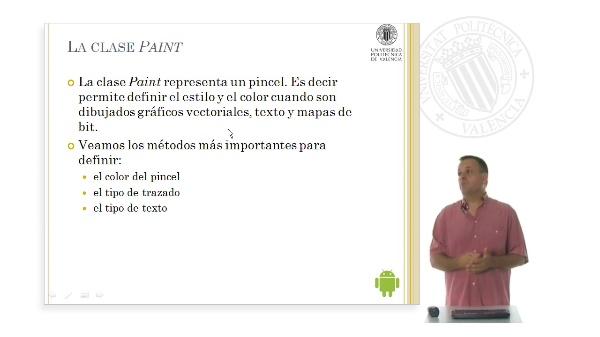 La clase Paint en Android