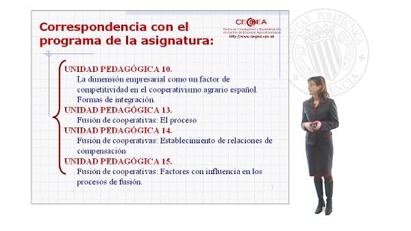 La Dimensión Empresarial como factor de Competitividad en el Cooperativismo agrario español.Formas de Integración
