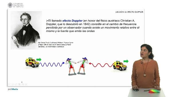 Lección 22. Efecto Doppler.
