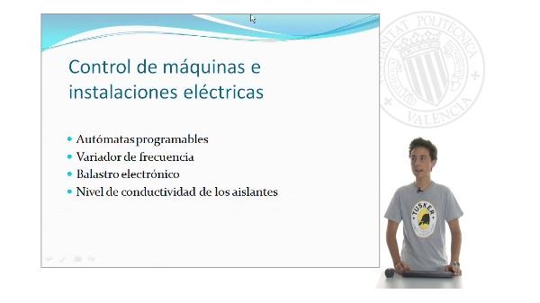 Ingenieria eléctrica: variador de frecuencia