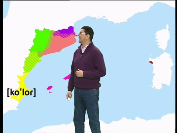 Caracterització fònica dels dialectes geogràfics