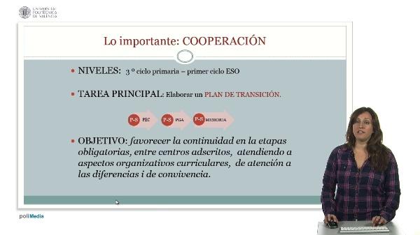 Plan de transición Primaria-Secundaria