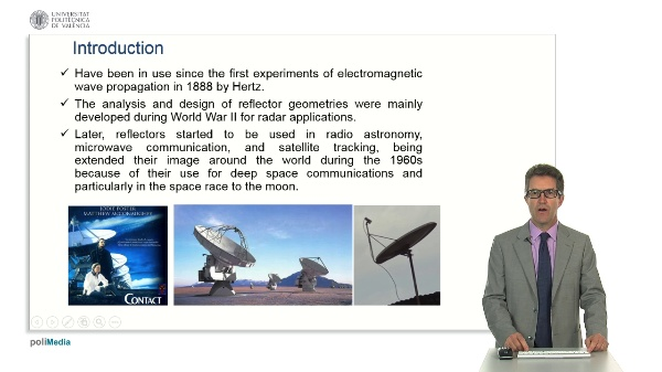 Reflector Antennas. Introduction