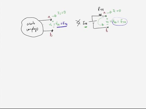 Teoría de Circuitos 1. Lección 3. 8.3.4 Cálculo resistencia equivalente Thevenin. Ejercicio 3