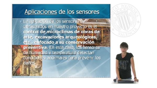 Desarrollo y puesta en práctica de un sensor de ultrasonidos para detectar juntas de ladrillos y trozos despegados de una pintura al fresco del siglo XV
