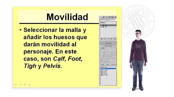 Animación: Movilidad