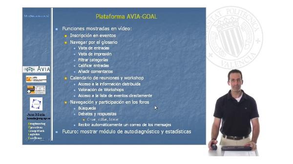 Plataforma Avia Goal: Introducción