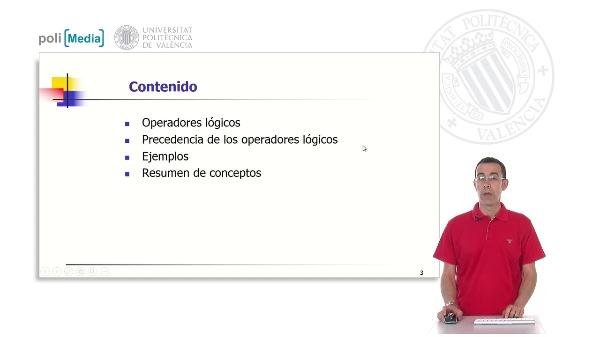 Operadores lógicos en lenguaje C