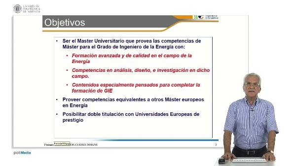 Master Universitario en Tecnologia Energetica para Desarrollo Sostenible (MUTEDS)