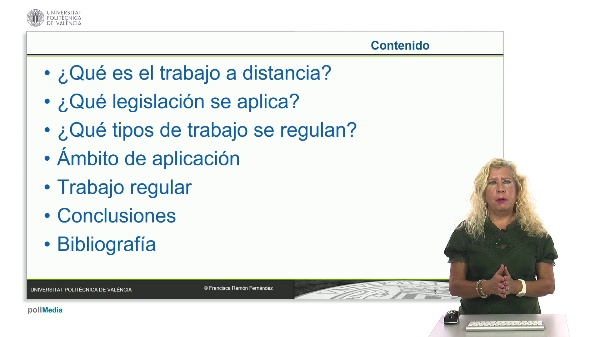 Regulación del Trabajo a Distancia