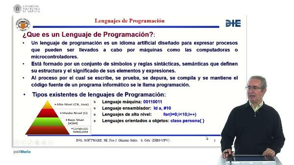 Curso de ingeniería del software para sistemas embebidos. Módulo 3 parte 1.Lenguaje C básico.