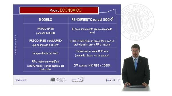 Modelo Econoómico del Proyecto REUNITC