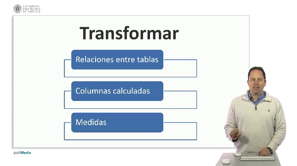 MOOC Power BI. Modelado de datos
