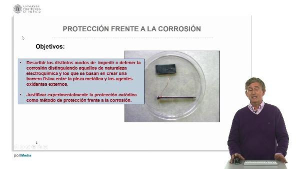 Protección frente a la corrosión