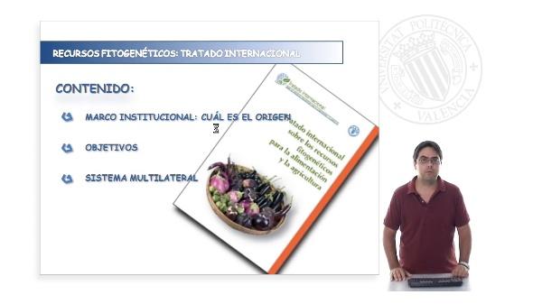 Tratado internacional sobre los recursos fitogenéticos para la alimentación y la agricultura (versión extendida)