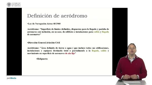 Aeropuerto, aerodoromo y sus definiciones II