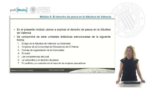 El lago de la Albufera de Valencia: su titularidad