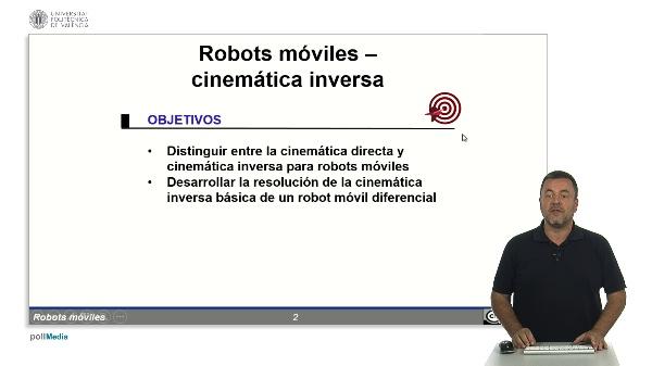Rmóvil - Cinemática Inversa