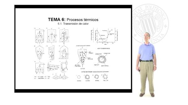 Tema 6: Procesos Térmicos