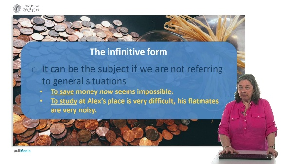 Use of English. Verb + to + infinitive