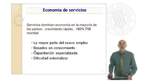 Economía del Sector Servicios
