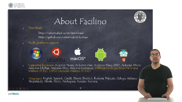 Programming. About Facilino