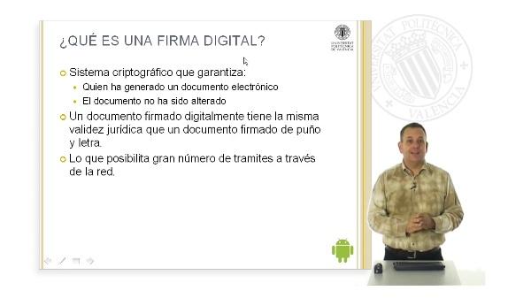 La firma digital