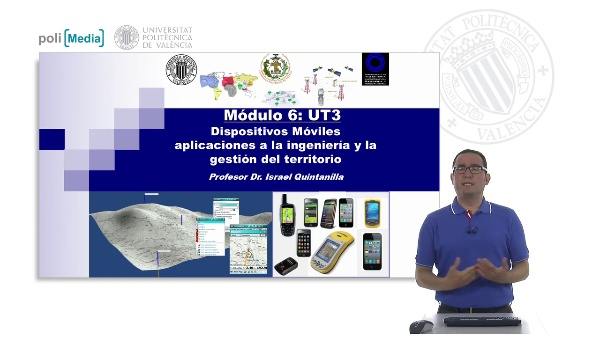 M6UT3. Aplicaciones a la ingeniería y la gestión del territorio. Calibración de cartografía