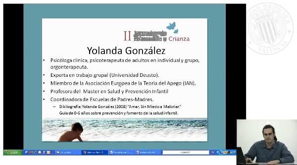 Presentación conferencia sobre Expansión y Límites