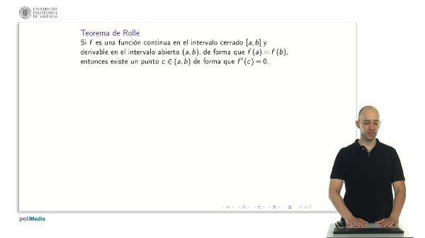 Teoremas de derivacion y derivada implicita