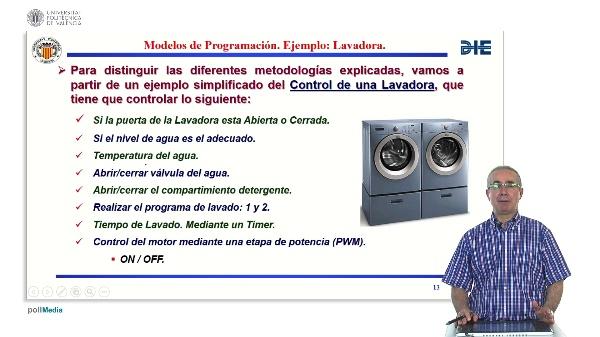 Curso de ingeniería del software para sistemas embebidos. Modulo 11. Parte 2. Máquinas de estado finita.