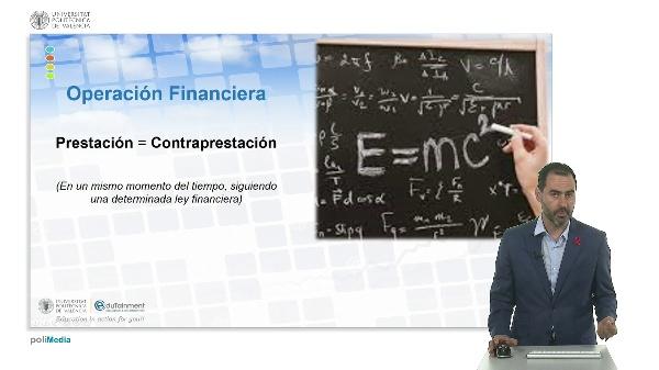 Módulo: Competencia financiera en el mercado inmobiliario. Introducción.