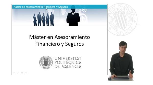 Máster en Asesoramiento Financiero y Seguros