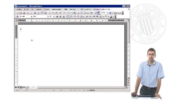 Ejercicio 1 - Abrir, cerrar y guardar documento