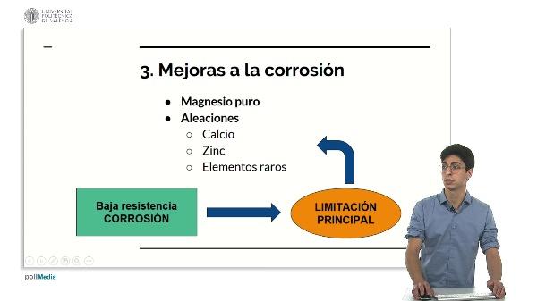 Uso de las aleaciones de magnesio en aplicaciones biomédicas
