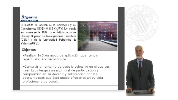 Instituto de Gestión de la Innovación y del Conocimiento