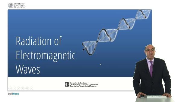 Radiation of Electromagnetic Waves (I)